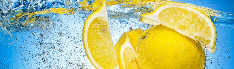 lemon-water-slider